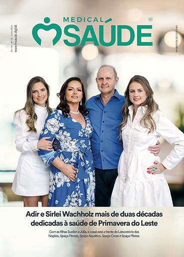 Revista Medical Saúde - Edição 28º - Primavera do Leste - LABORATÓRIO DAS NAÇÕES