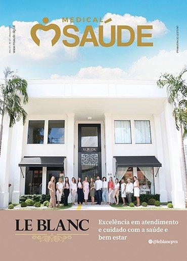 Revista Medical Saúde - Edição 27º - Primavera do Leste - LEBLANC